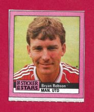 Manchester United Bryan Robson England (M 89-90)